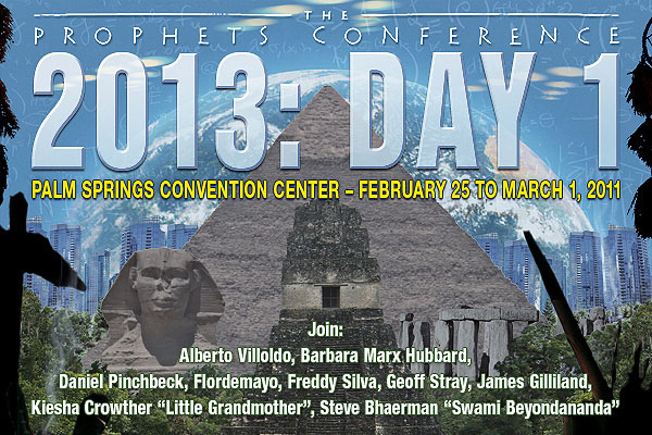 Prophets conference in Palm Springs